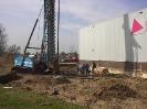 Nieuwbouw bedrijfsverzamelgebouw te Ooij